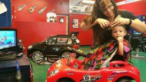 Sports Buzz Marketing Kiddie Car Pic 1